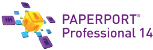 PaperPort Professional 14 logo